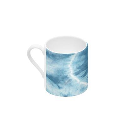 Indigo Espresso Cup and Saucer