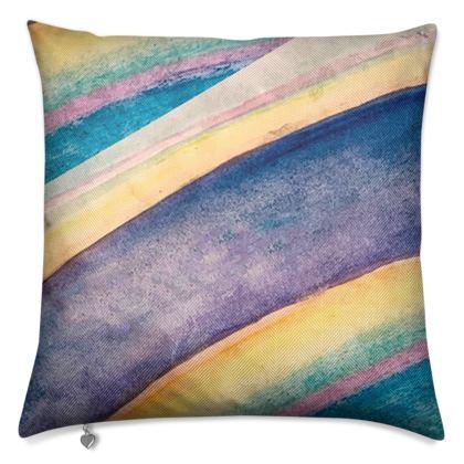 Luxury Cushions- Multicolor Print