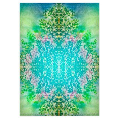 Duvet Covers- Blue/Green