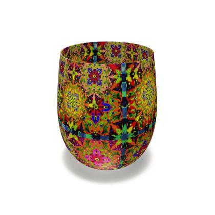 Bicchieri da tavola linea Arabescar
