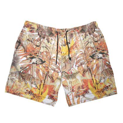 Wild Fauna Swim Shorts