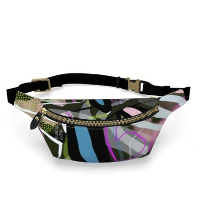 Plant Camp Leather Fanny Pack