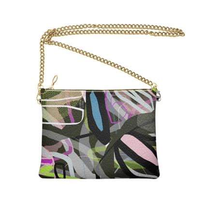 Plant Camp Crossbody Bag With Chain