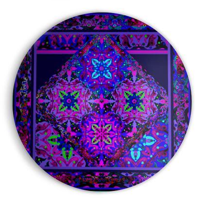 Piatto decorativo linea Arabescar