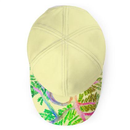 Baseball cap- Yellow