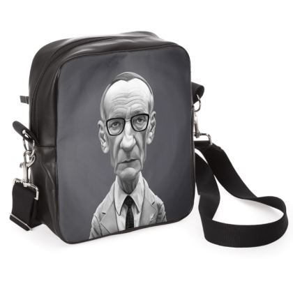 William Burroughs Shoulder Bag