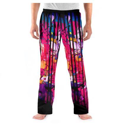 Future Uncertain - Mens Pyjama Bottoms