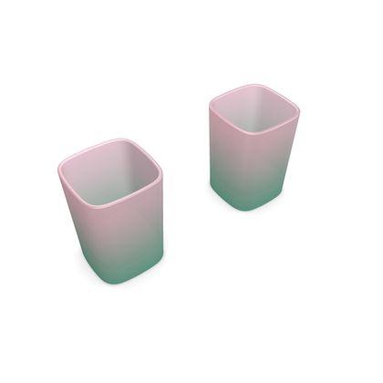 Square Shot Glasses - Watermelon Sugar