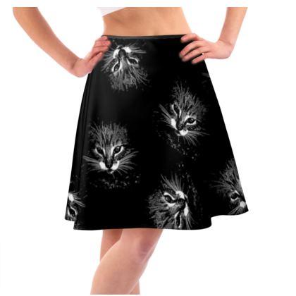 BB CATLING Flared Skirt