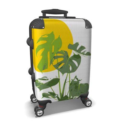Suitcase Monstera Deliciosa