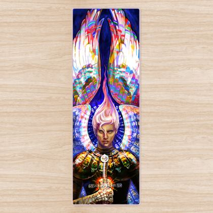 Rampel - Angel of Endurance Yoga Mat