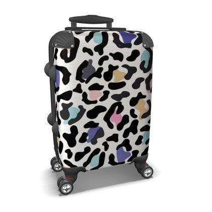 Suitcase Safari Rainbow