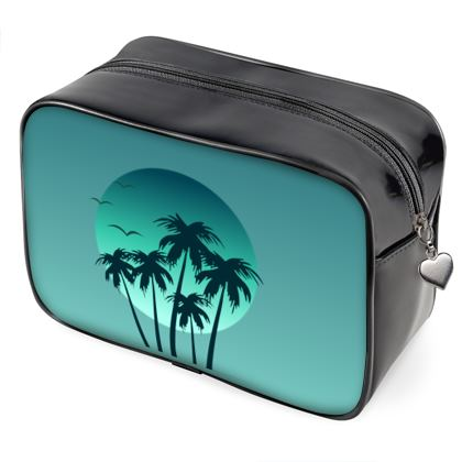 Wash Bags Miami Vibes