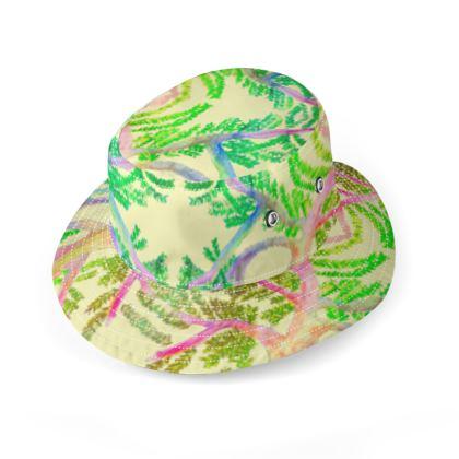 Bucket Hat- Yellow