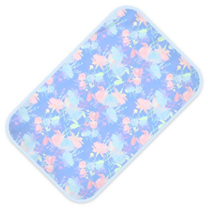 Baby Changing Mats Blue, Pink, Floral  Fuchsias  Baby Blue