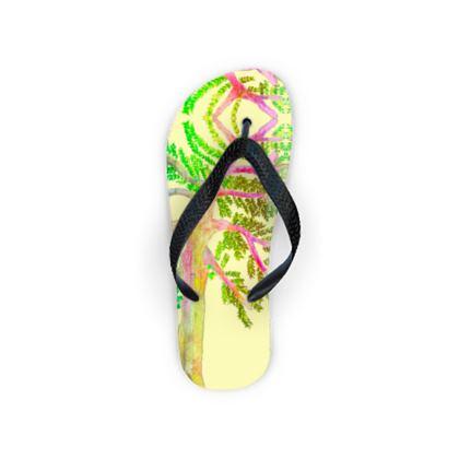 Flip Flops- Yellow