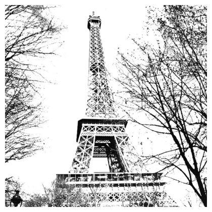 Eiffel Tower Coasters