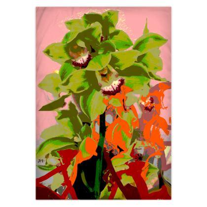 Winter Bouquet Duvet Covers