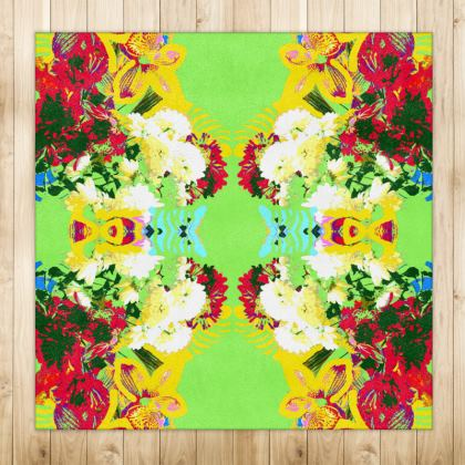 Green Orchid Rugs