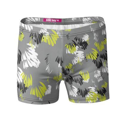 TSURU Swim Shorts (Grey)