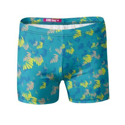 TSURU Swim Shorts (Blu)