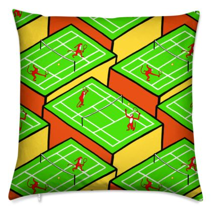 MONKEY TENNIS Cushion
