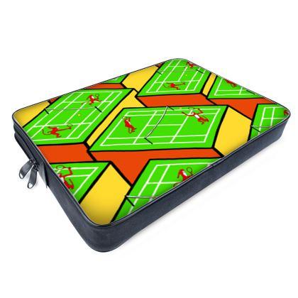 MONKEY TENNIS Laptop Bag