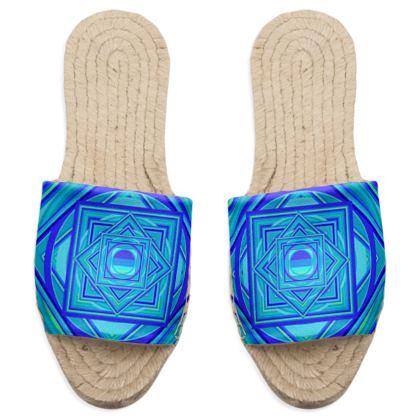 Sandali artistici linea Smeraldo