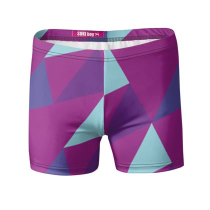 TOKYO Swim Shorts (Purple)