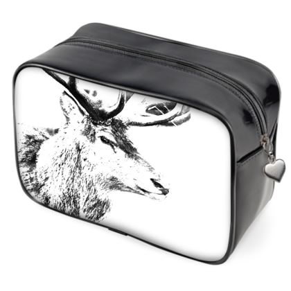 Stag Wash Bags