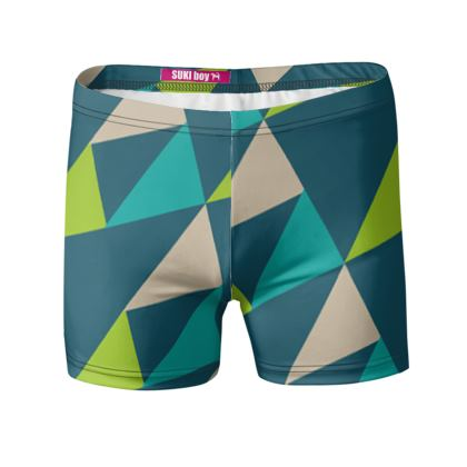 TOKYO Swim Shorts (Blu)