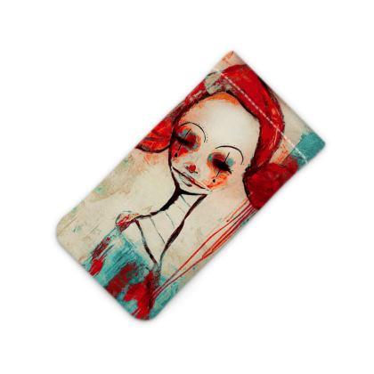 Smile iPhone Slip Case