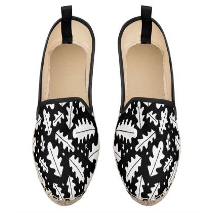 Oak Leaves Shoes