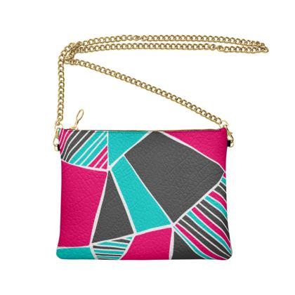 Crossbody Bag With Chain Capri Constanzo