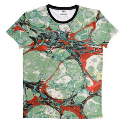 T Shirt, Green Cell