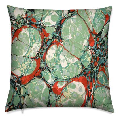 Cushion, Green Cell