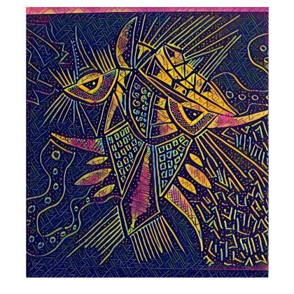 Ninja Cut and Sew T Shirt