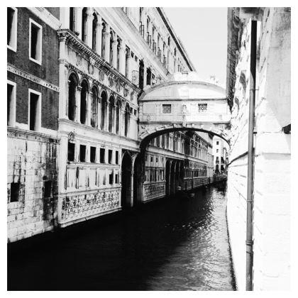Venice Bridge of Sighs Coasters
