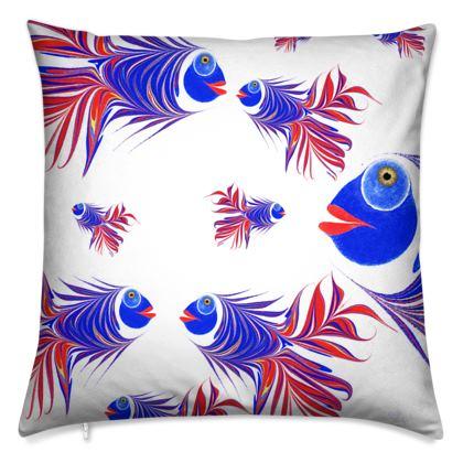 Luxury Cushions, Betta Fish