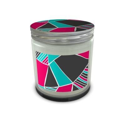Set Candle In Jar Capri Constanzo
