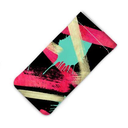 IPhone Slip Case - Graffiti Glow