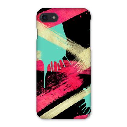 IPhone 7 Case Graffiti Glow