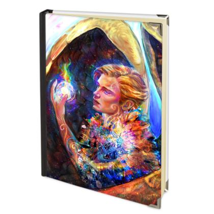 Samandiriel - Angel of Imagination 2018 Deluxe Diary