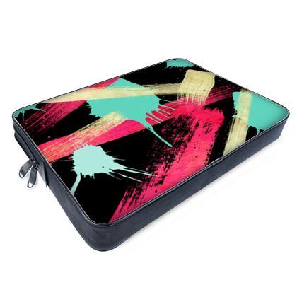 Laptop Bags Graffiti Glow
