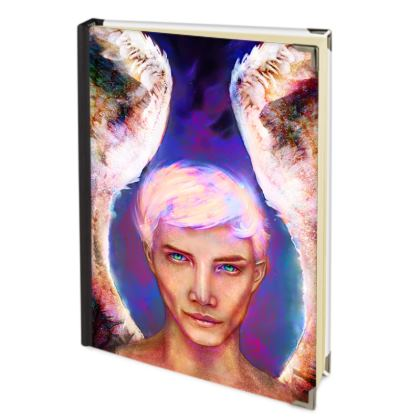 Uriel - Archangel of Creativity - 2018 Deluxe Diary
