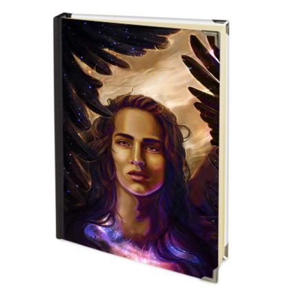 Israfel - Angel of Song 2018 Deluxe Diary