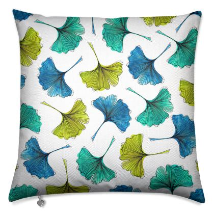 Ginkgo Flush Luxury Cushions