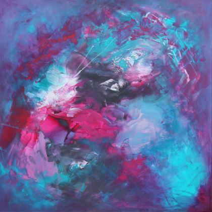 """Art Gift Cushions """"Dreams"""" series"""