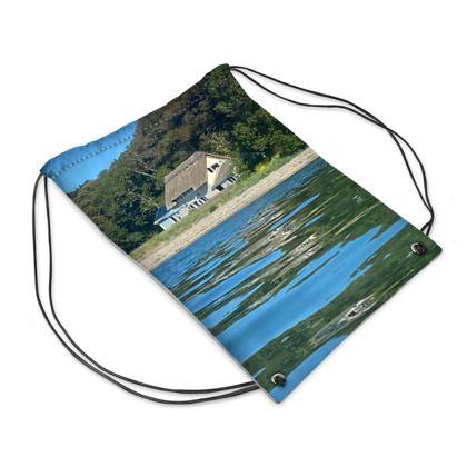 Pedn Billy Boat House dry/swim bag