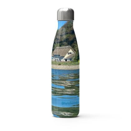 Pedn Billy Boathouse Thermal drinks bottle